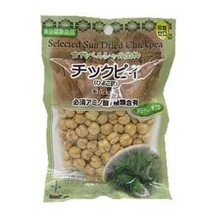 バイオシード チックピィ(ひよこ豆) 50g