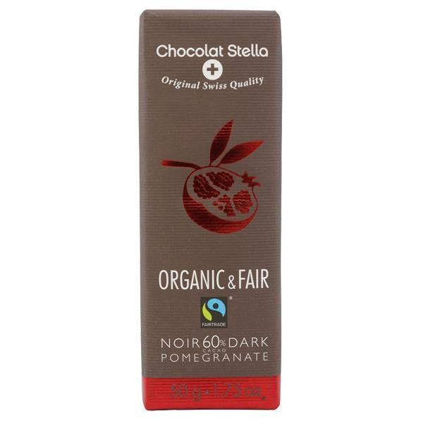 ダークザクロ チョコレート 50g Chocolat Stell...