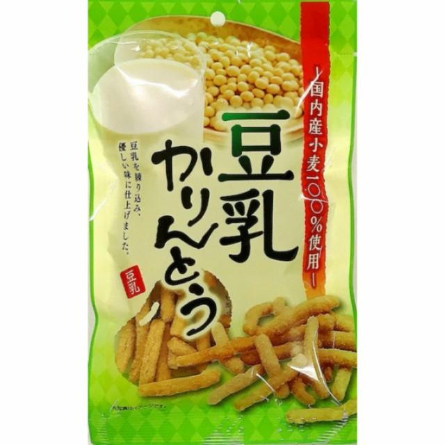 山田製菓 豆乳かりんとう 80g