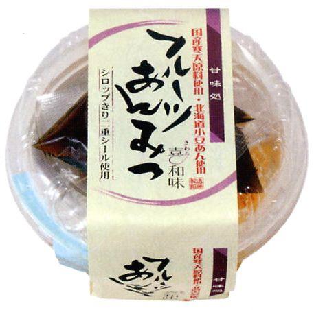 遠藤製餡 甘味処あんみつ 250g 夏季限定商品
