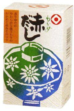 日本食品工業 わかめ赤出しみそ汁 9gx6袋