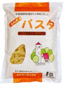 桜井  エルボパスタ(北海道産契約小麦粉)  300...