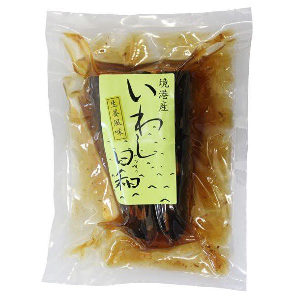 いわし日和 生姜風味(100g) 角屋