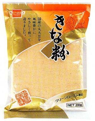 健康フーズ 国産大豆 きな粉 200g
