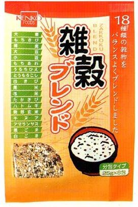 健康フーズ 雑穀ブレンド(18穀)