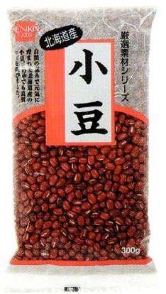 健康フーズ 国産 小豆 300g