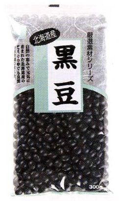 健康フーズ 国産 黒豆 300g