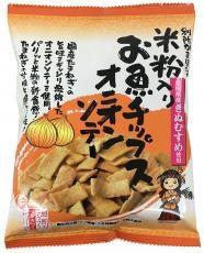 別所蒲鉾 米粉入お魚チップスオニオン 40g