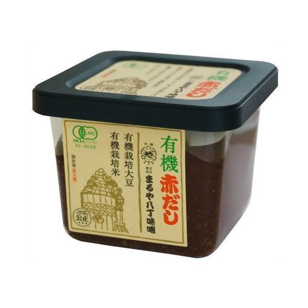 まるや八丁味噌 有機赤だし カップ ( 500g )