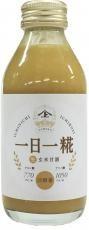 生玄米甘酒一日一糀 140ml・乳酸菌入り 6本