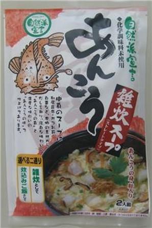 ほんぽ あんこう雑炊スープ 320g