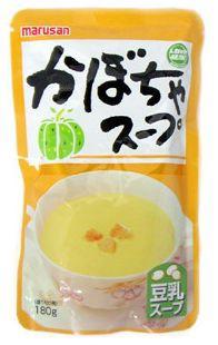 マルサン かぼちゃスープ ( 180g ) 10個