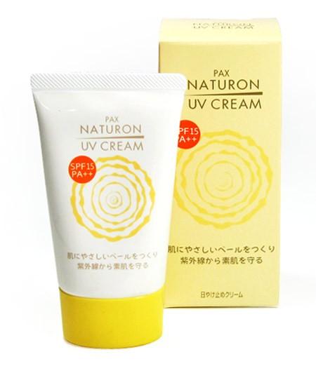太陽油脂 パックス ナチュロン UVクリーム 45g SP...