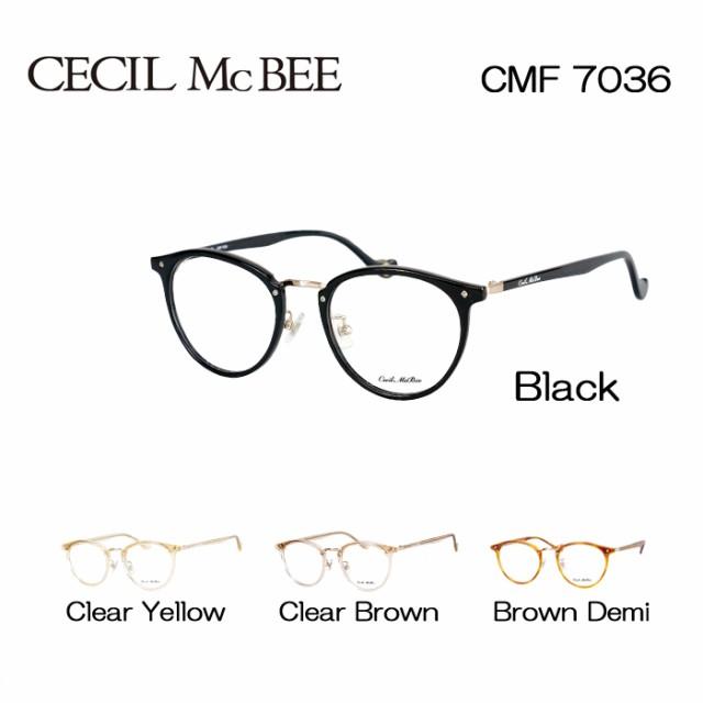 セシルマクビー めがね 眼鏡 CECIL McBEE CMF-703...