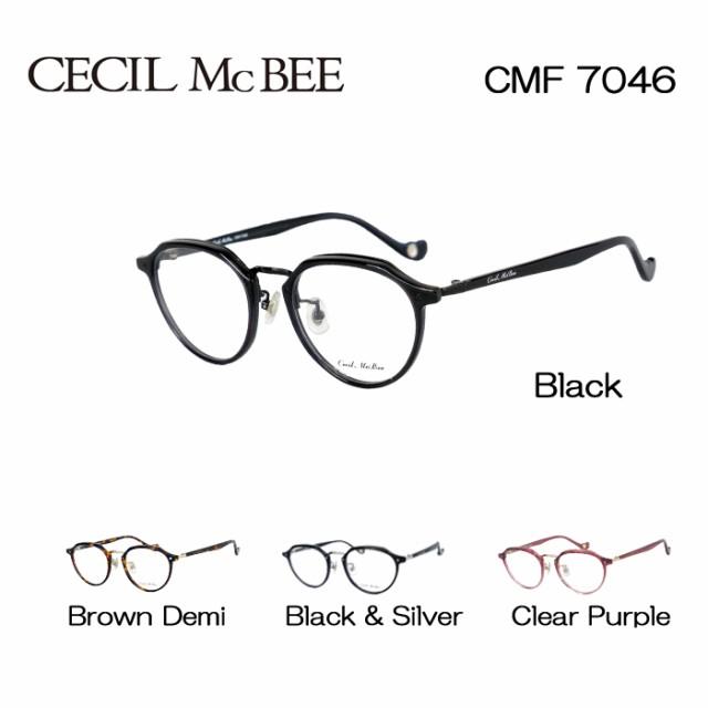 セシルマクビー めがね 眼鏡 CECIL McBEE CMF-704...
