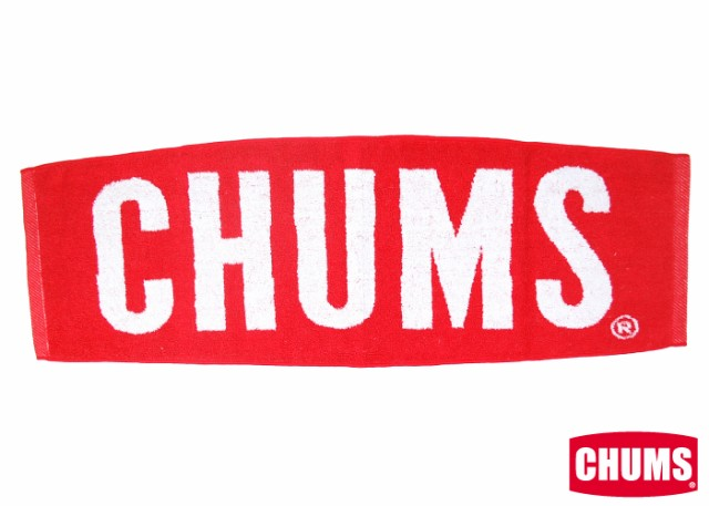 CHUMS ボートロゴタオル2 CH62-0181