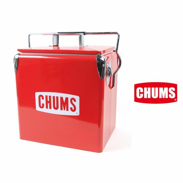CHUMS スチールクーラーボックス CH62-1128 ラ...