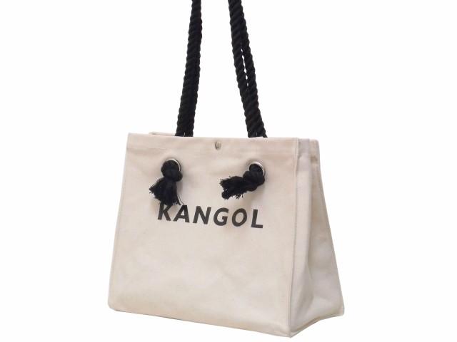 KANGOL Rope カンゴール ロープ コットン トート...