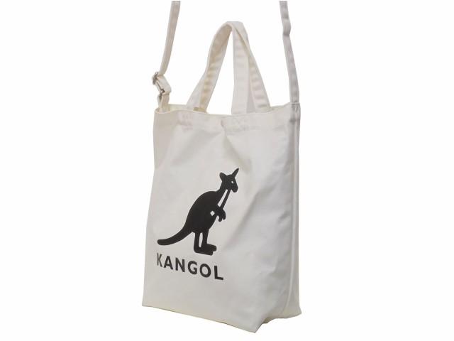 KANGOL カンゴール 2WAYトートバッグ 2WAYショル...