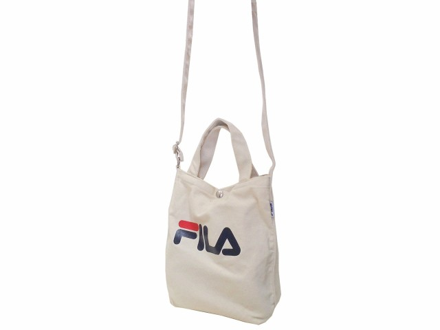 FILA フィラ 2WAYトートバッグ 2WAYショルダーバ...