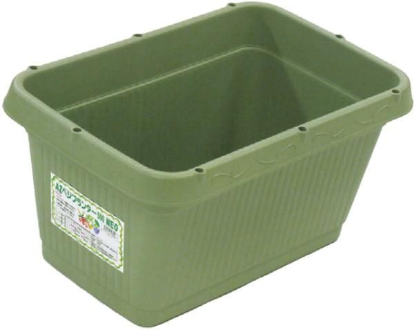 【国産】AZベジプランター500 NEO (緑) 野菜プラ...
