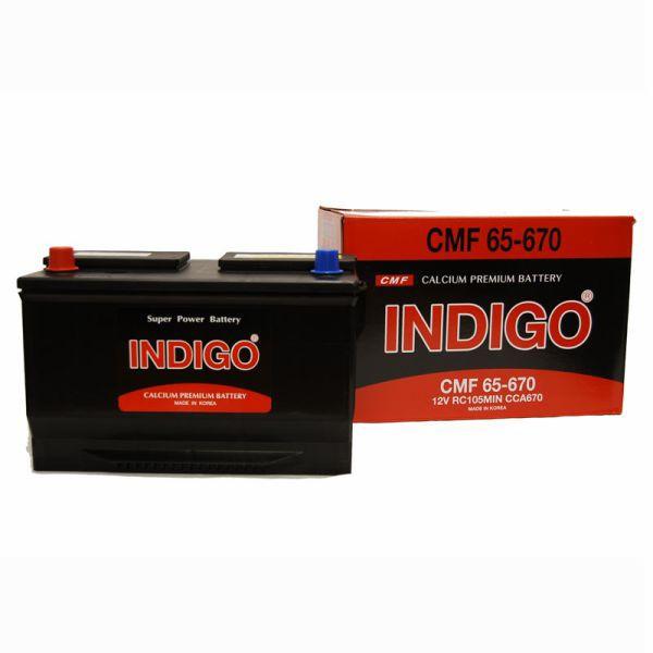 インディゴバッテリー 米国車用 CMF 65-...