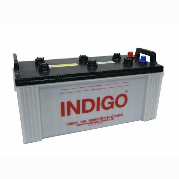 インディゴバッテリー 大型車用 150F51 ...