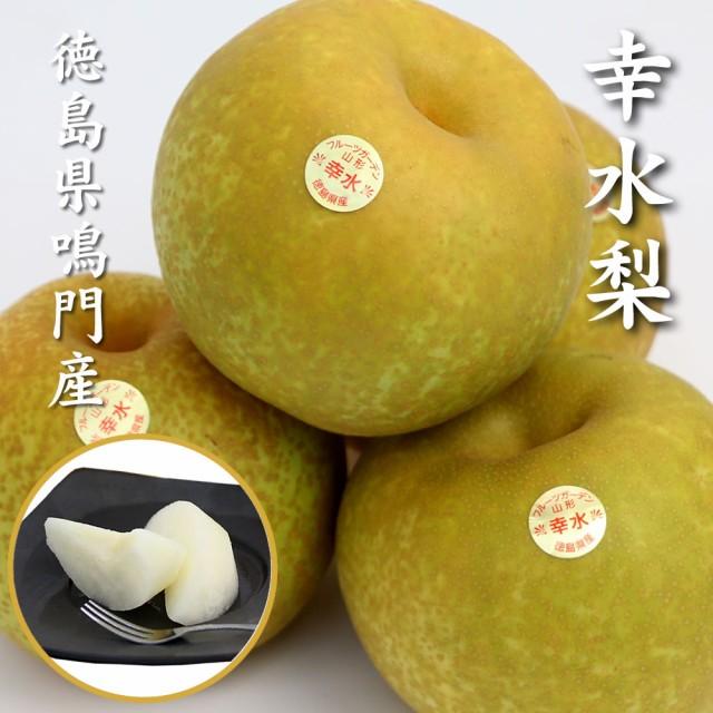 今旬贈答用 幸水梨 12玉 3Lサイズ 約5kg 徳島県産...