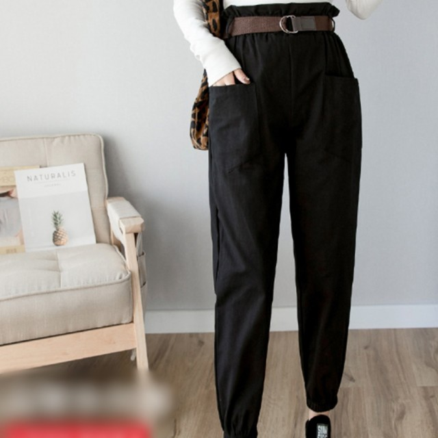 [新作★NewItem]3色5サイズ!ポケット付きウェス...