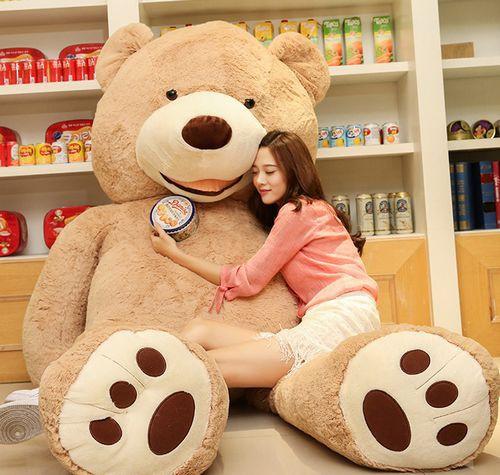 くま テディベア ぬいぐるみ 熊ぬいぐるみ 特大 巨大 くま ぬいぐるみ 熊 ふわふわ クマのぬいぐるみ 200cm ビッグ熊 可愛い 大きい