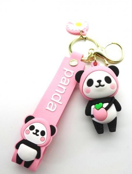 かわいい!◇ パンダ・熊猫・キーホルダー ◇スト...