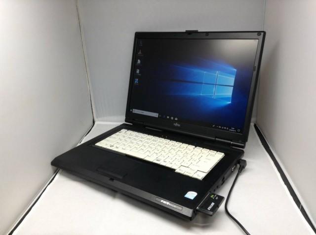 富士通 FMV-A8260●Windows10 32bit メモリ2ギガ...