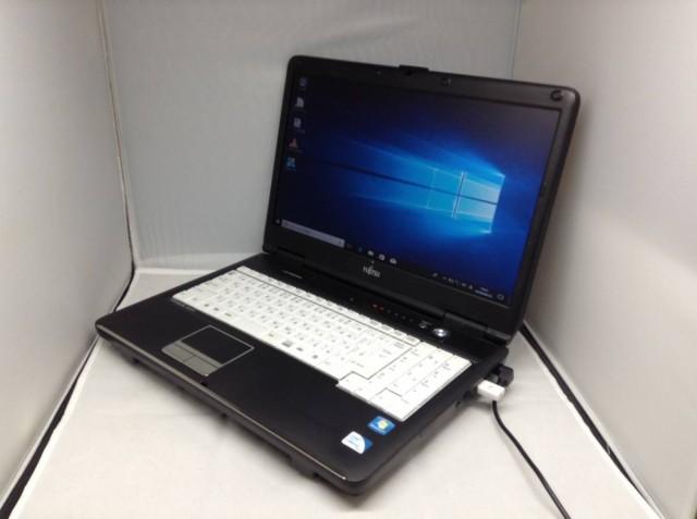 富士通 LIFEBOOK A540/CX●Windows10 64bit メモ...