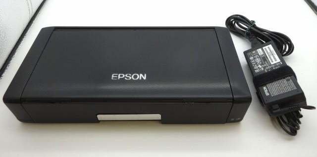 【中古】EPSON A4モバイルインクジェットプリンタ...