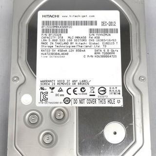 [中古整備済!]日立 内蔵用3.5インチHDD Ultrasta...