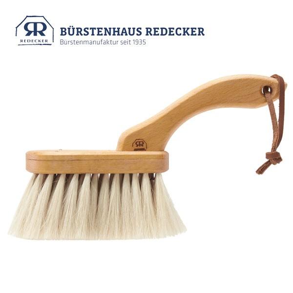 Redecker レデッカー ハンドブラシ 山羊毛 460121...