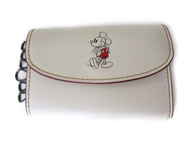 コーチ ディズニー ミッキーマウス キー ケース ...