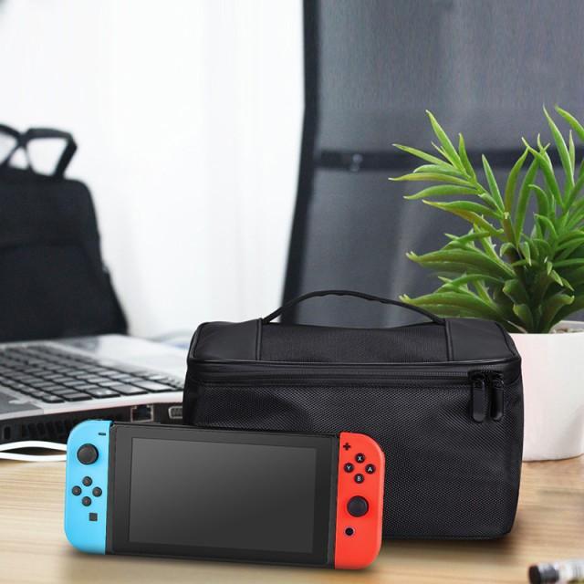 Nintendo Switch 収納 バッグ Ver.2.0 大容量 バ...