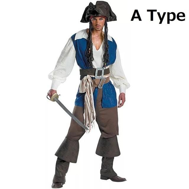WTS ハロウィン コスプレ 衣装 海賊 パイレーツ ...