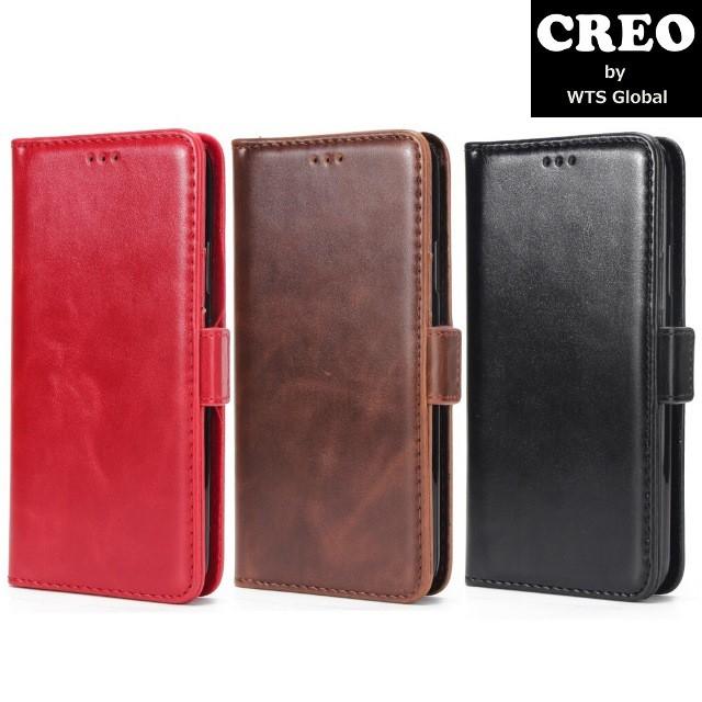 CREO スマホケース iPhone 7/8 アイフォン 手帳型...