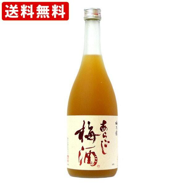 送料無料 梅乃宿 あらごし梅酒 12度 720ml(...