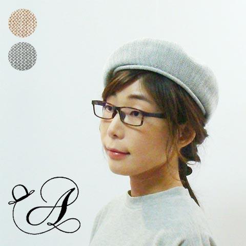ベレー帽 サマーベレー 夏 ラメ 【日本製】【すぐ...