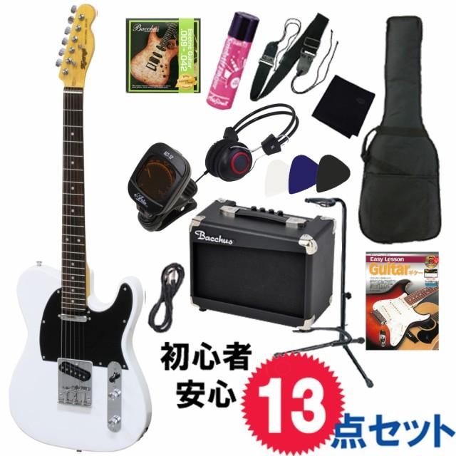 エレキギター初心者セット K.Garage / KTL-160 W...