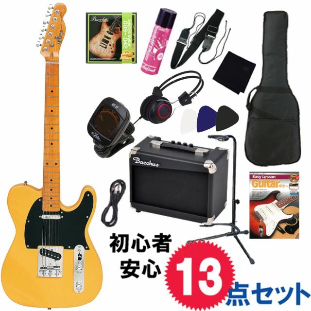 エレキギター初心者セット K.Garage / KTL-160 B...