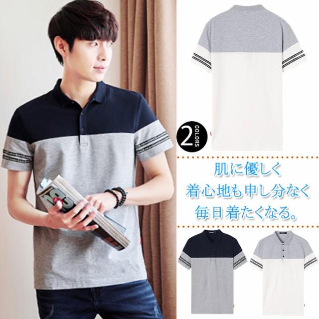 ポロシャツ ポロ POLO メンズ 半袖 半袖Tシャツ T...