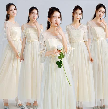 欧米 ブライダル 花嫁ウェディングドレス/結婚式/...