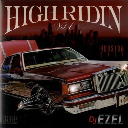 HIGH RIDIN VOL.1 / DJ EZEL