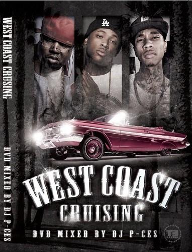 WEST COAST CRUISING Vol,1 / DJ P-CES