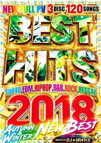 Best Hits 2018 Autumn -Winter- / DJ★SPARKS