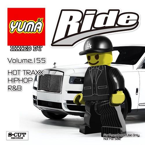 Ride vol.155 / DJ YUMA